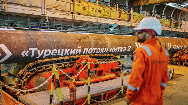 Probni gas pušten kroz Turski tok u Srbiju