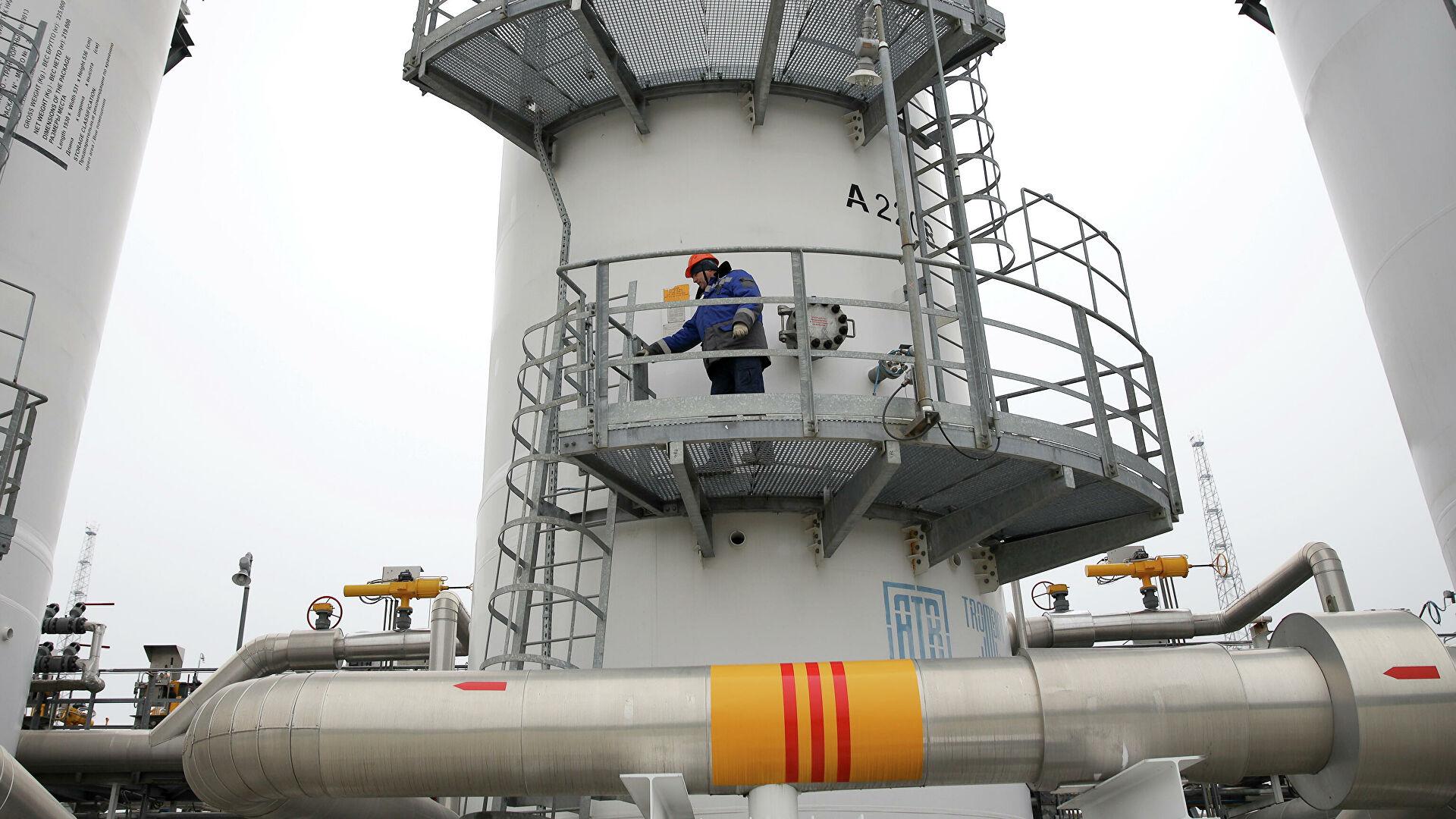 """Otvoren gasovod """"Balkanski tok"""""""