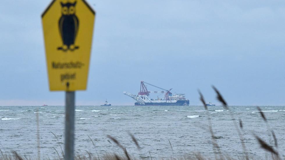 """РТ: САД прошириле санкције против пројекта """"Северни ток 2"""", циљајући бродове и руске фирме"""