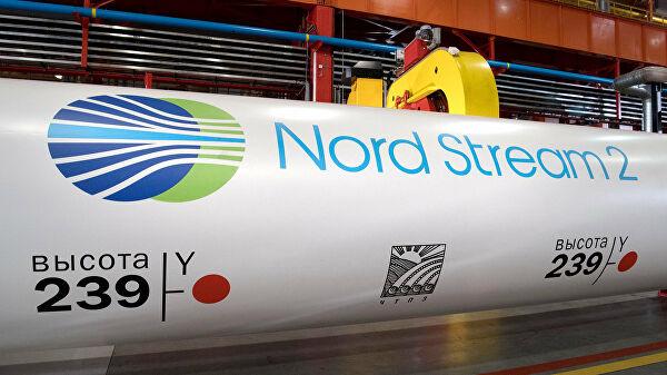 """Немачка влада """"примила к знању"""" резолуцију Европског парламента у којој се тражи прекид изградње гасовода """"Северни ток 2"""""""