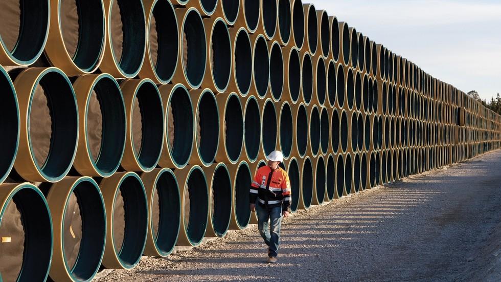 """РТ: Испоруке руског гаса у Европу гасоводом """"Северни ток"""" достигле рекордни максимум"""