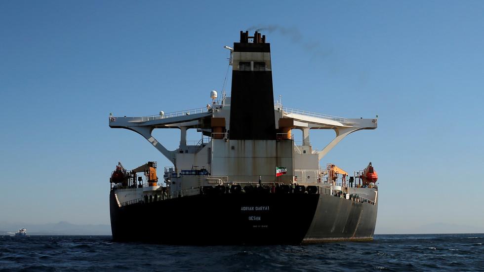 РТ: САД продале више од милион барела заплењенe иранскe нафте намењене Венецуели