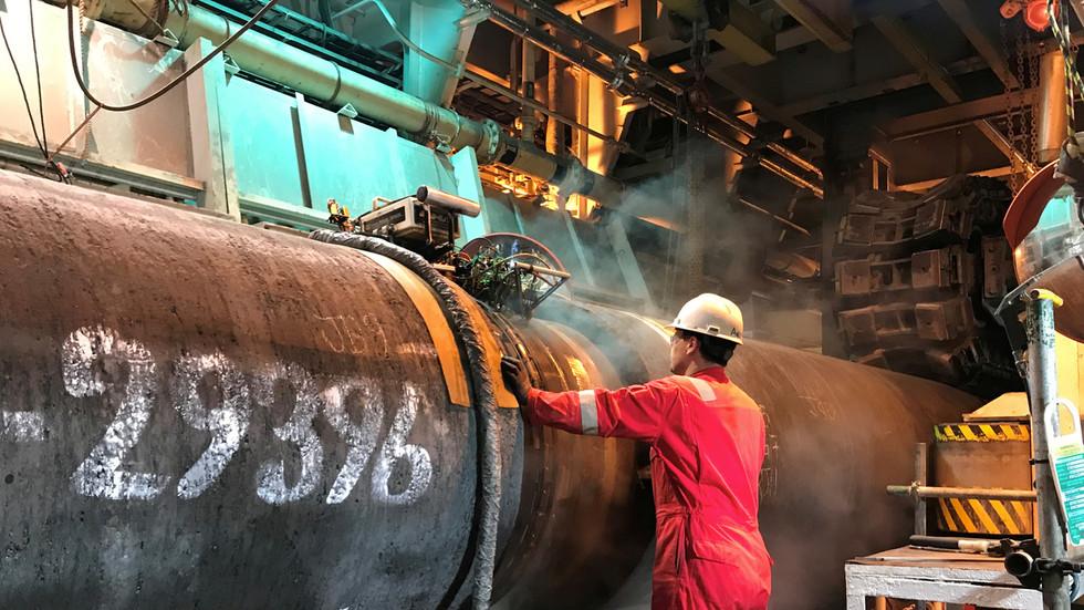 """РТ: Немачки министар спољних послова упозорио да би обустављање гасовода """"Северни ток 2"""" ослободило обавеза Русију према западној Европи"""