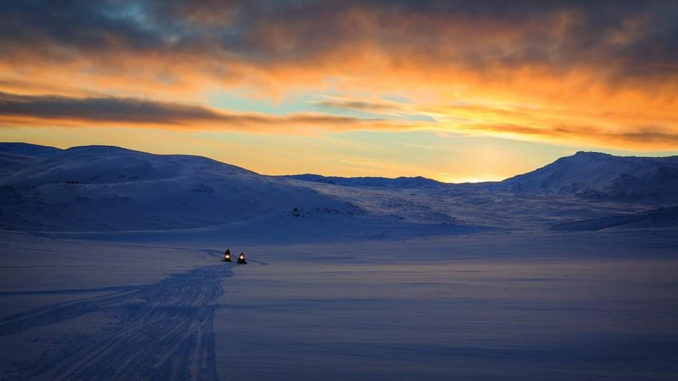 """РТ: Кина намерава да изгради """"Поларни пут свиле"""" развијањем арктичких бродских рута"""