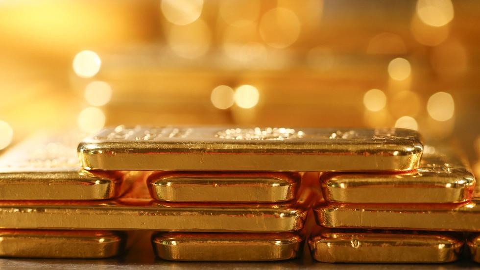 РТ: Руска влада одобрила повећање средстава Националног фонда у златним полугама