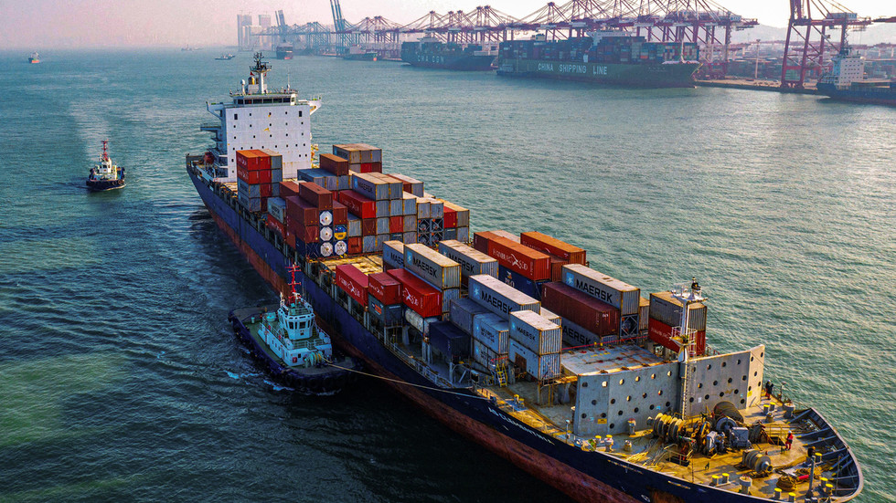 РТ: Трговински промет Русије и Кине се повећао 13 пута током последњих 20 година - Лавров