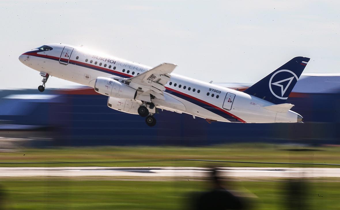"""Русија и Србија разматрају испоруке авиона """"Сухој суперџет"""" 100"""