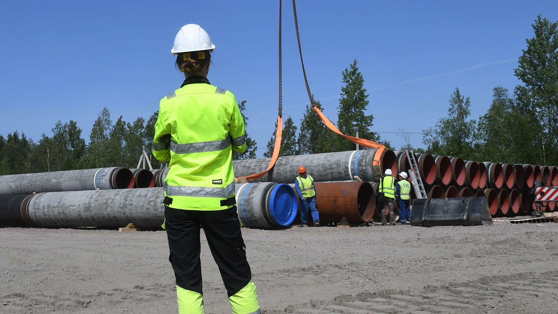 """Nemačka i SAD postigli sporazum o gasovodu """"Severni tok 2"""""""