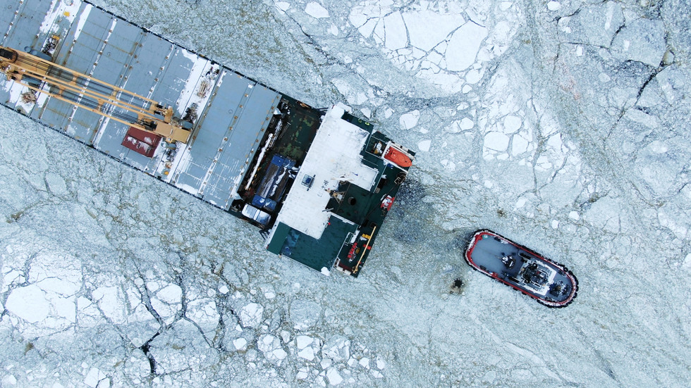 RT: 80 miliona tona tereta biće isporučeno ruskom arktičkom morskom rutom do 2024. godine - Putin