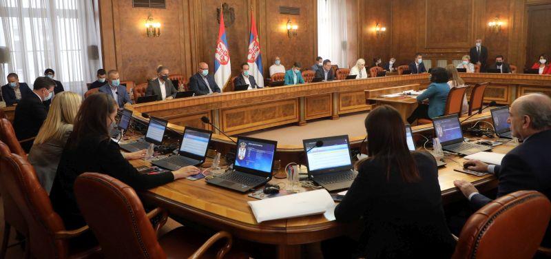Vlada Srbije usvojila odluku o visini minimalne cene rada