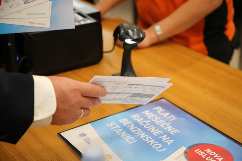 """Нова услуга НИС-а: Плаћање месечних рачуна и на """"NIS Petrol""""  и """"GAZPROM"""" бензинским станицама"""