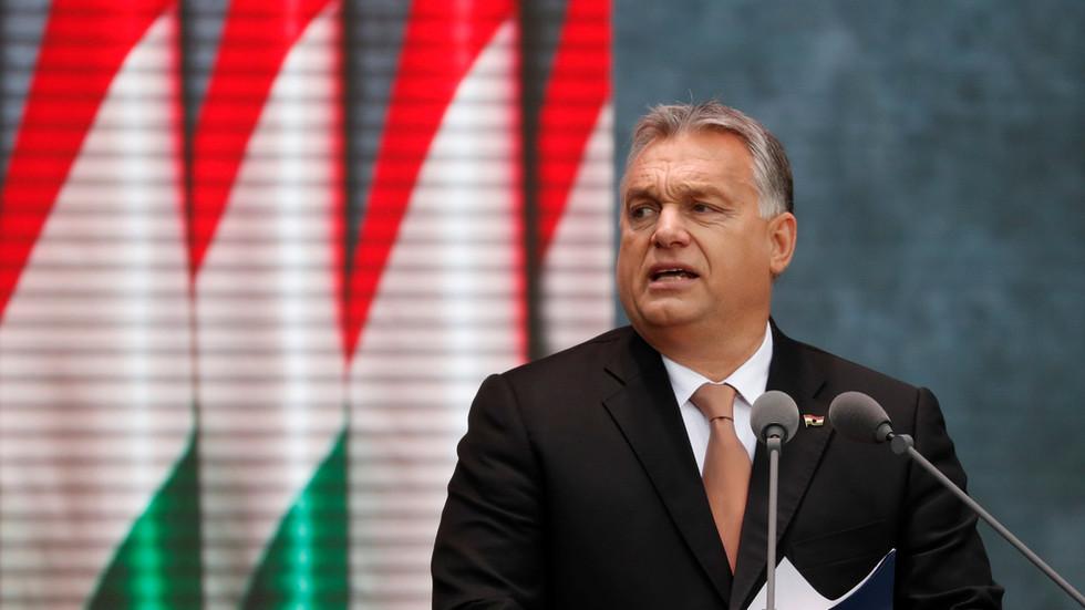 RT: Orban okrivio Brisel za visoke cene gasa u EU
