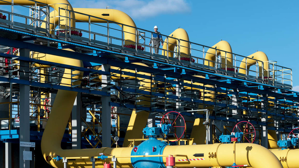"""RT: """"Gaspromov"""" izvoz prirodnog gasa približava se istorijskom maksimumu"""