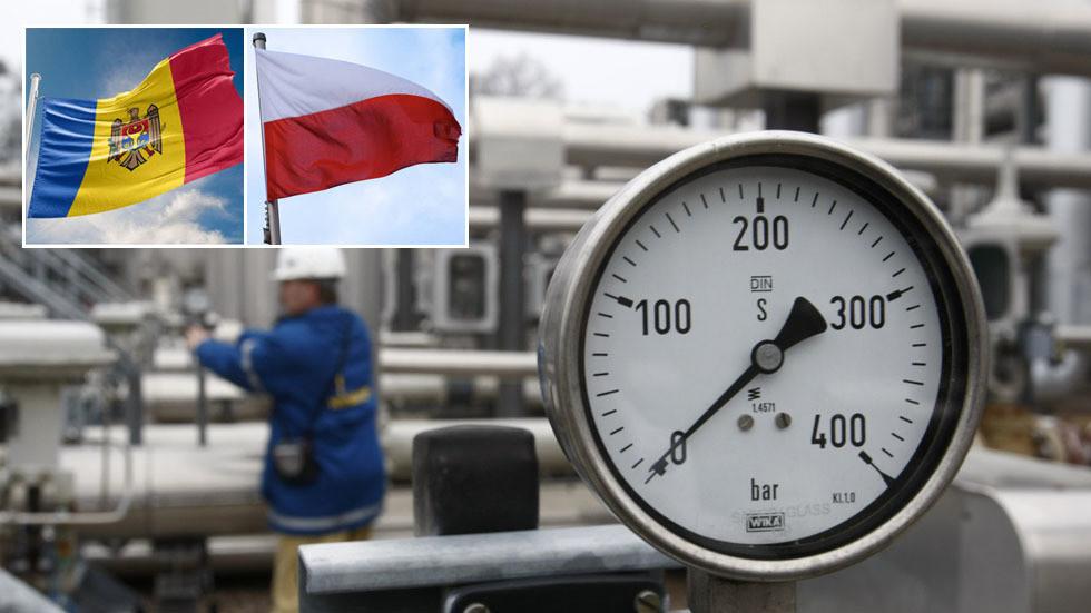 """РТ: Молдавија потписала уговор са Пољском за """"пробну куповину"""" гаса уочи преговора са """"Гаспромом"""""""