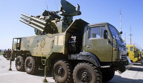 Осам руских компанија ушло у 100 највећих произвођача наоружања