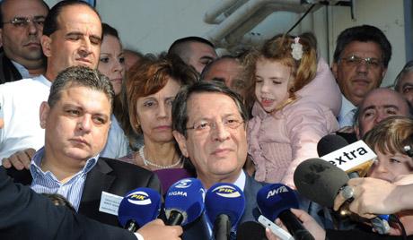 Анастасијадис: Кипарски парламент неће одобрити порез на уштеде