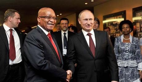 Русија нуди кредит за развој јужноафричке нуклеарне индустрије
