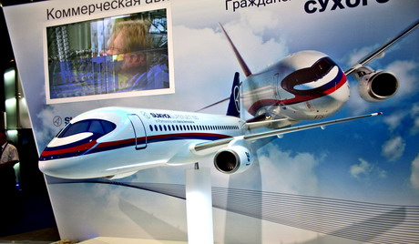 Азијске компаније започињу експлоатацију SSJ-100