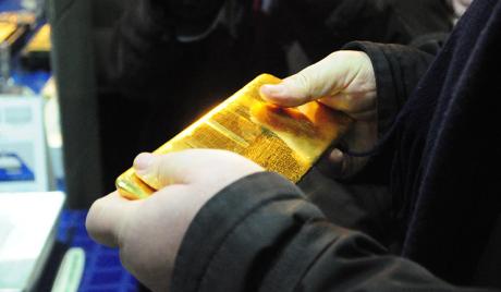 Кинези купили 320 тона злата