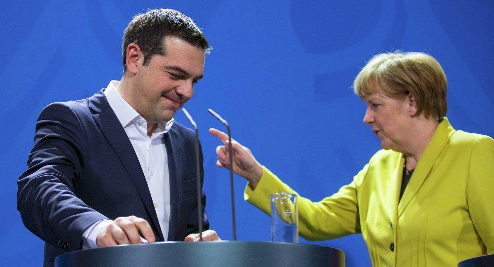 ЕУ: Грчка не сме да тражи олакшице од Москве