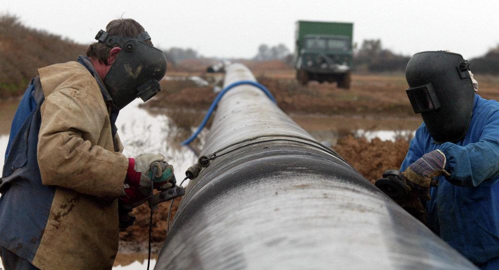 """Реализација пројекта изградње гасовода """"Турски ток"""" тече по плану"""