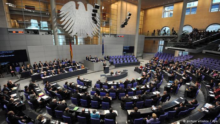 """Немачки парламент подржао пројекат гасовода """"Северни ток 2"""""""