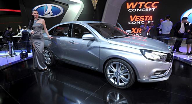 Продаја аутомобила Lada у ЕУ скочила за 63%