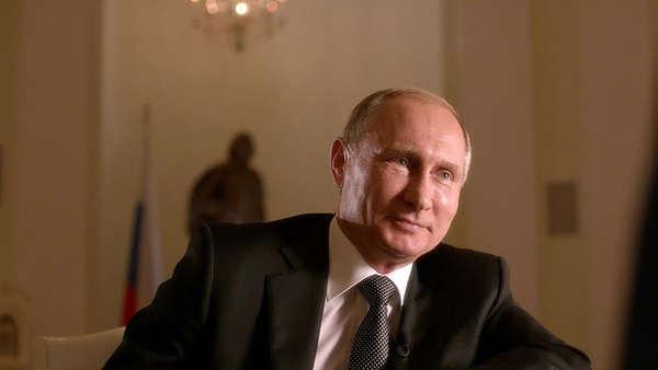 Део интервјуа Оливера Стоуна са Владимиром Путином