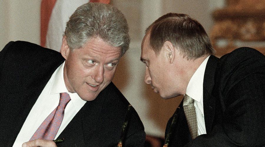 РТ: Путин Оливеру Стоуну: Предложио сам Клинтону да Русија уђе у НАТО