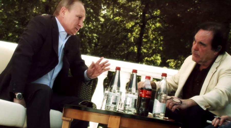 РТ: Нико не би преживео нуклеарни рат - Путин у интервјуу Оливеру Стоуну