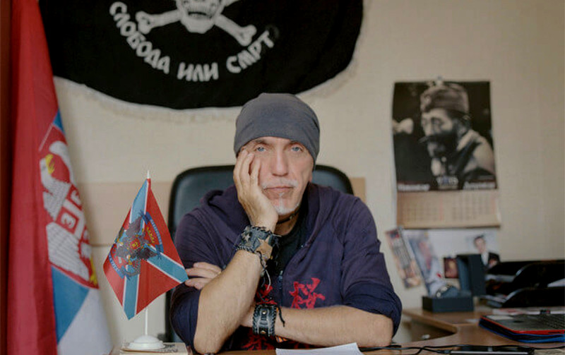 Зак Новак, амерички четник у Новорусији: Вучића сам учио енглески на Палама