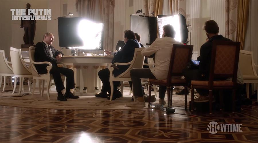 РТ: Као дечак отишао сам у КГБ и питао шта треба да урадим да би радио за њих - Путин