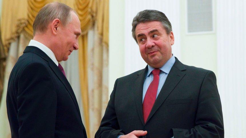 Зигмар: С Путином се могу решити све несугласице јасно и директно