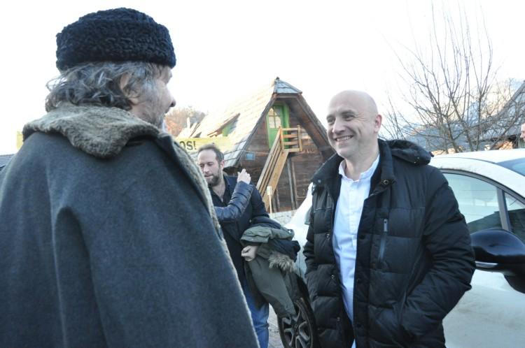Прилепин: Само у Србији је присутан осећај љубави и братства