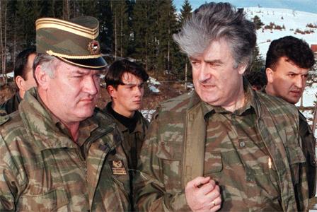 Трибунал је на свој списак ставио цео војни и политички врх Србије и Републике Српске