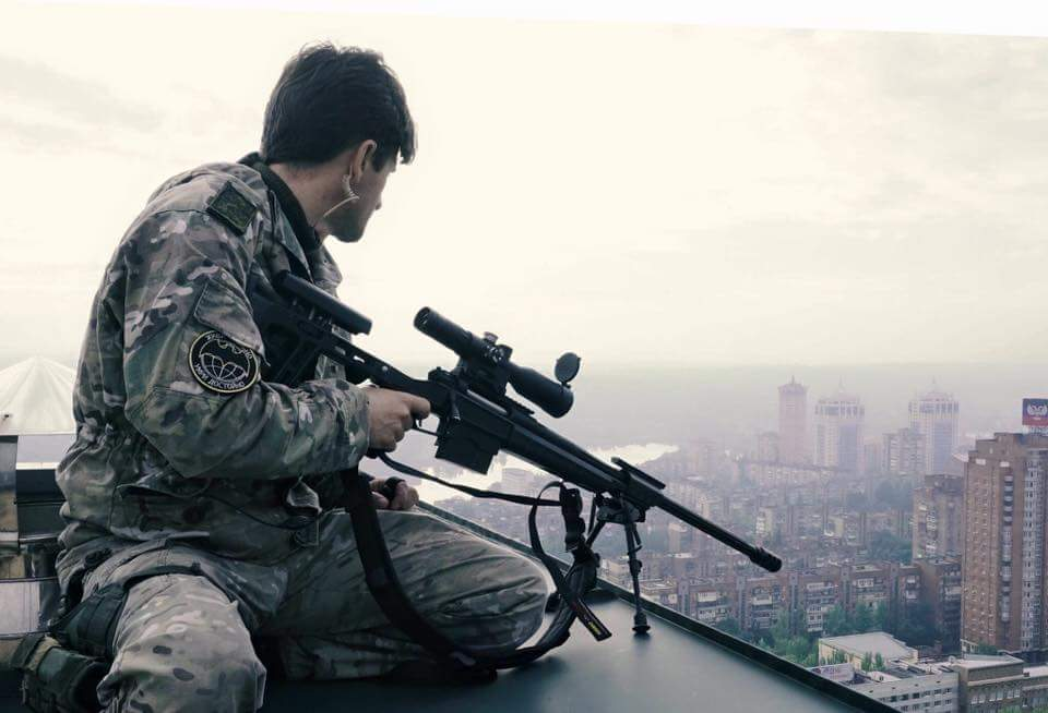 Major Deki za Vostok: NATO je teroristička organizacija