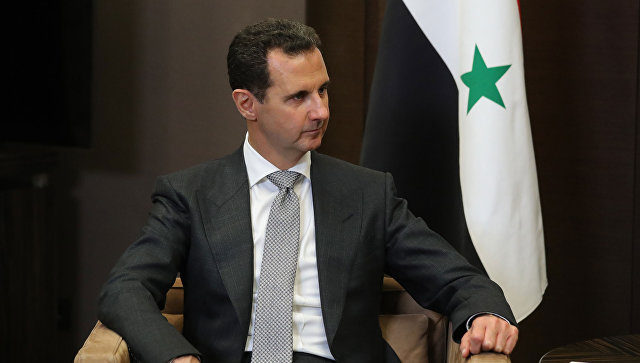 Асад: Једина мисија САД у Сирији је подршка терористима