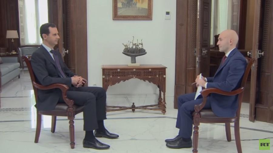 РТ: Били смо близу директног сукоба између Русије и САД у Сирији - Асад