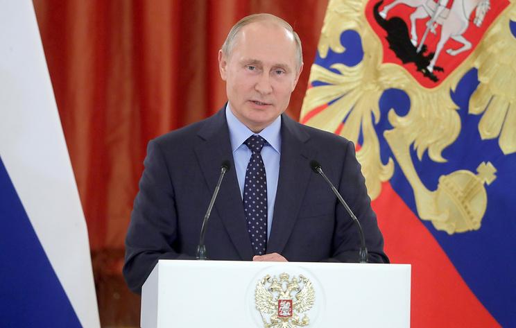 Путин: Русија неће дати Крим ни под којим околностима