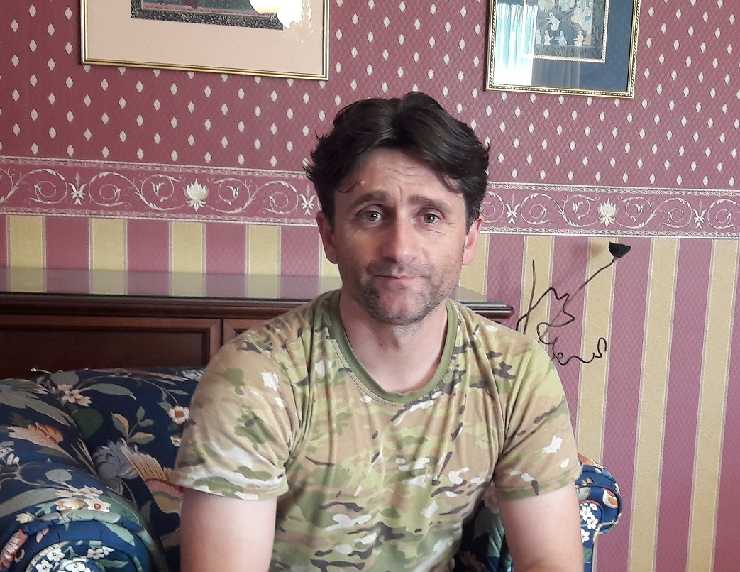 Дејан Берић: Три године се спремамо за украјински напад, тако да тешко да нас могу изненадити