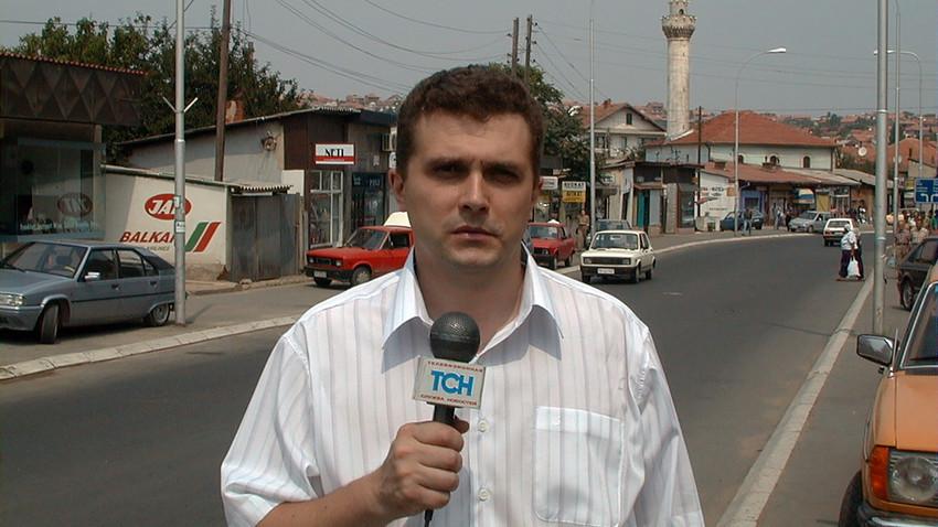 Како је руски новинар нашао другу отаџбину на Балкану