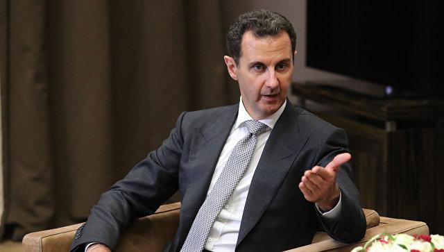 Асад: Када се не поштују међународни прописи свет живи према закону џунгле