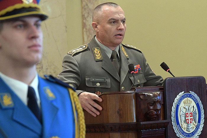 Генерал Симовић: Када се однос снага у свету промени Косово и Метохија ће бити под контролом Србије