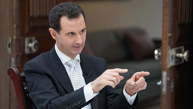 """РТ: """"Бели шлемови"""" су терористи, могу да изаберу предају или смрт - Асад"""