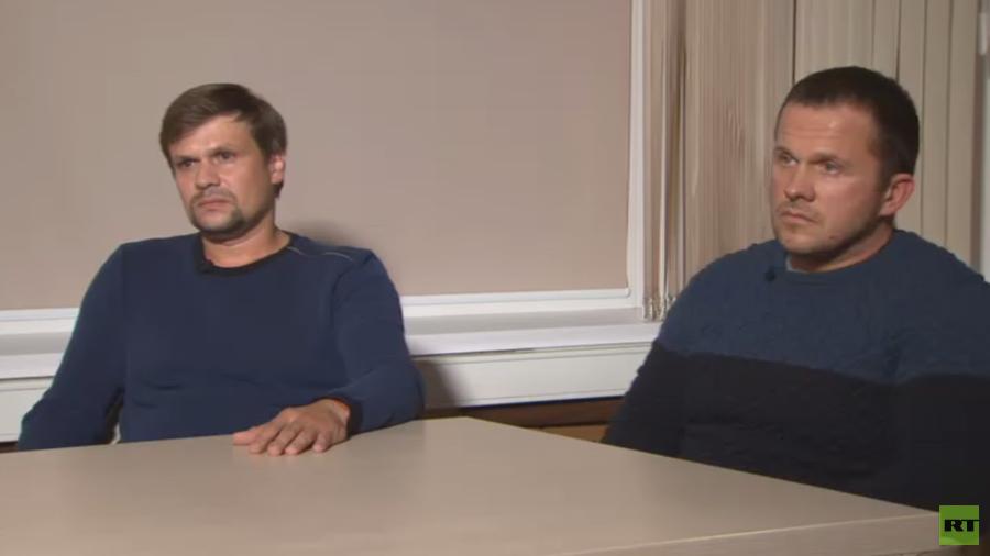 """РТ: """"Нисмо агенти"""": Осумњичени од стране Лондона у случају """"Скрипал"""" говоре са главним уредником РТ-а"""
