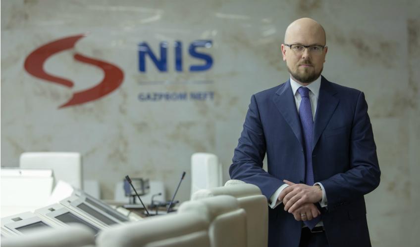 Intervju Kirila Tjurdenjeva generalnog direktora NIS-a
