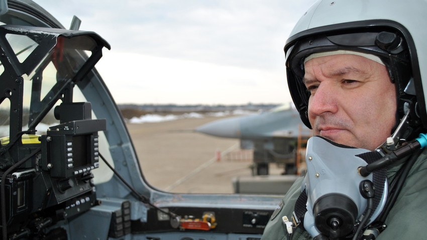 Srbski pilot aviona MiG-29: Mi i Rusi prepoznajemo jedni druge po bratskom sjaju u očima