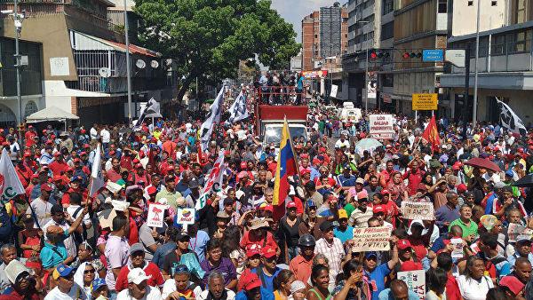 Каракас: Бранићемо се свим средствима, нећемо дозволити америчку интервенцију
