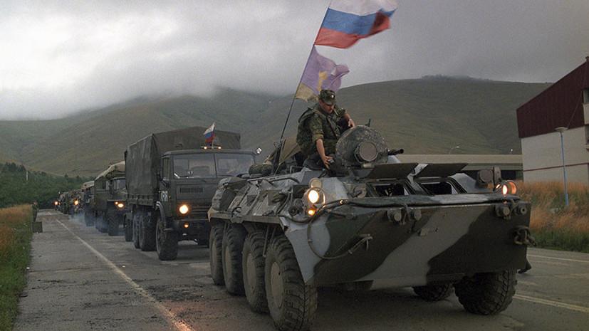 """РТ: """"Падобранци су ишли да победе или погину"""": Бивши командант Георгиј Шпак о маршу на Косово 1999."""