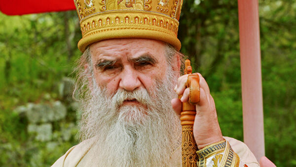 Митрополит Амфилохије: Ја припадам Црној Гори краља Николе